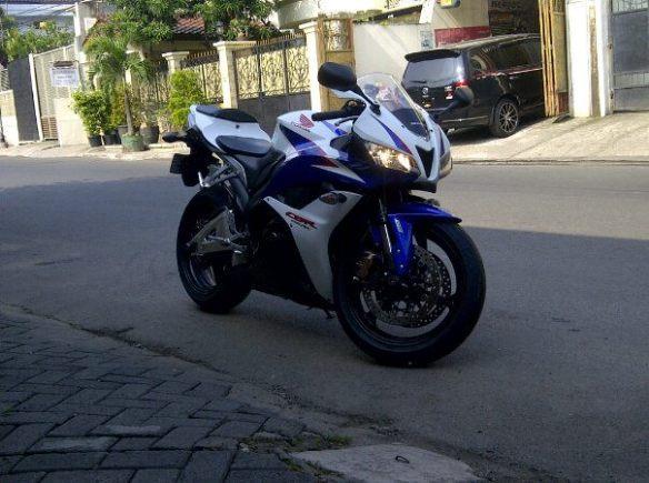 CBR 600RR 2011