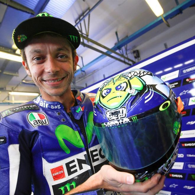 rossi new helmet 05