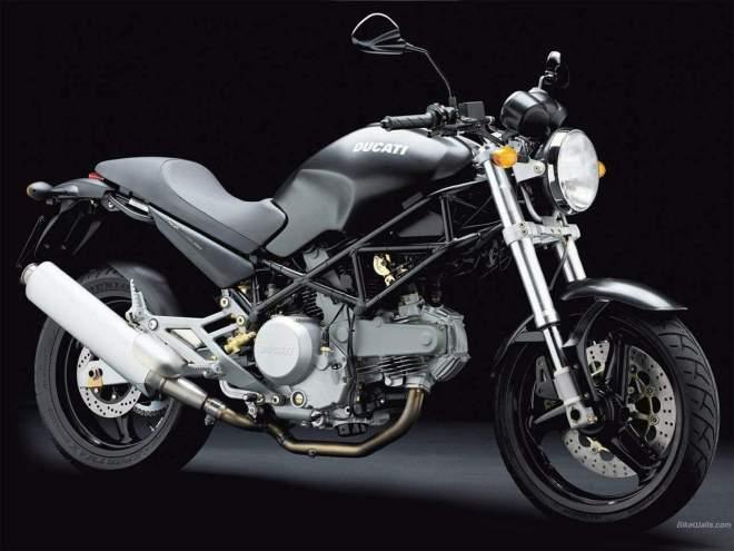 Ducati 400 Monster