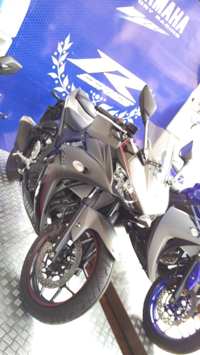 R25 Terbaru Sudah Merapat Ke Dealer Yamaha Denpasar Bali
