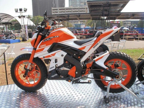 Modifikasi Yamaha Xabre Heyymy Name Is Surya