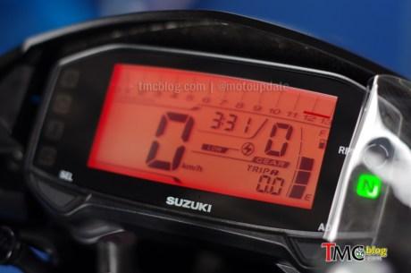 speedometer satria F-150FI