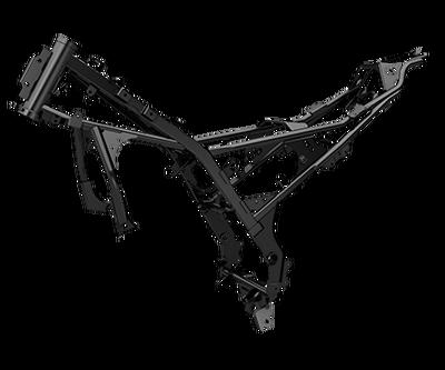 Josss Rangka Deltabox Masih Dipertahankan Di All New Yamaha R15
