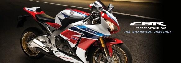 Honda CBR 1000RR SP1